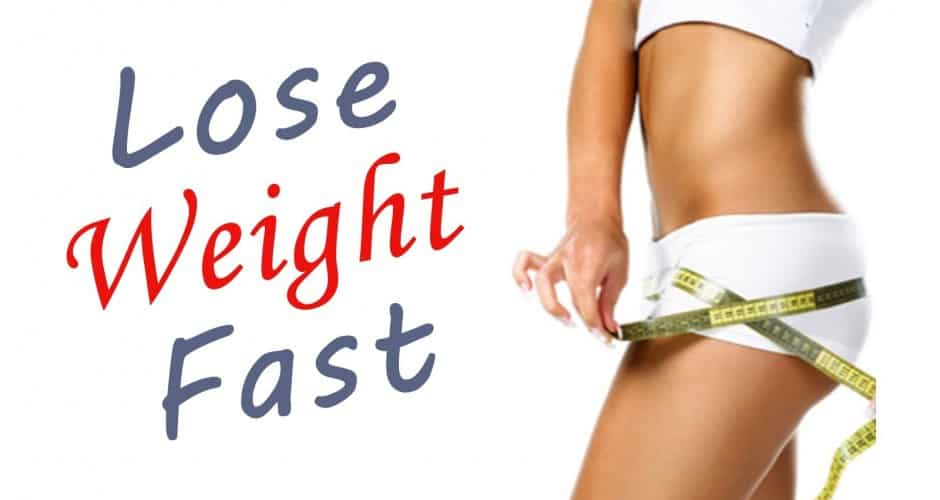 How to lose weight fast!?!?
