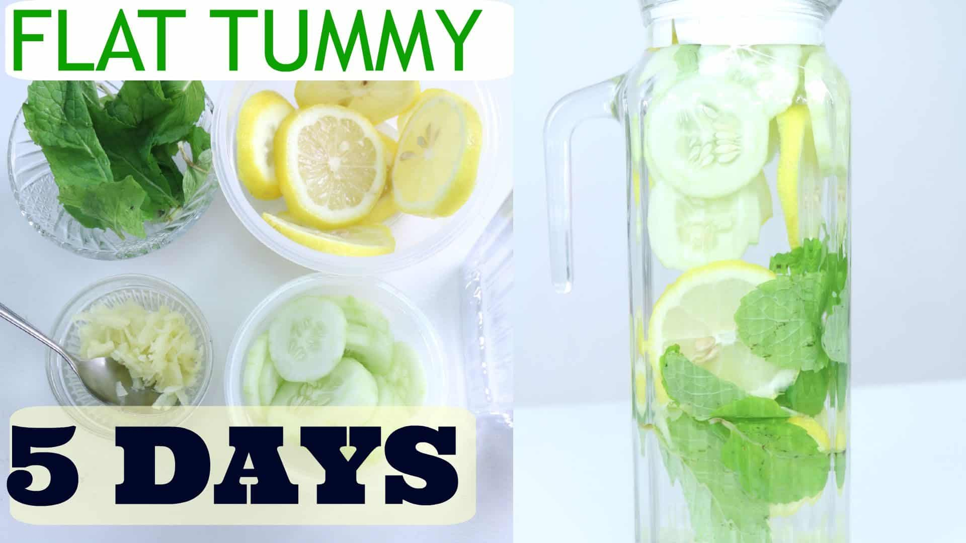 Lose Weight in 5 Days with this Magic Drink